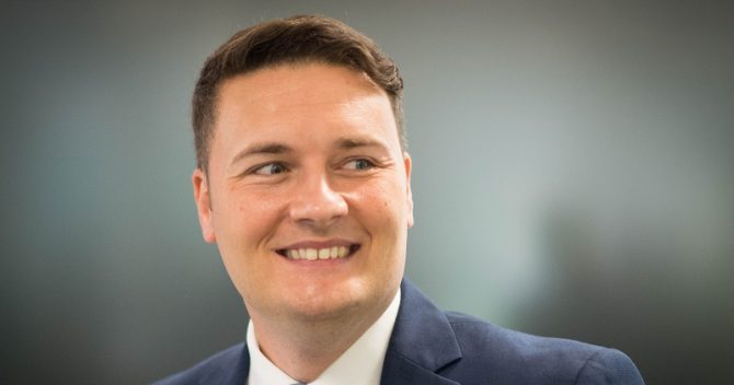 Wes Streeting appointed shadow schools minister