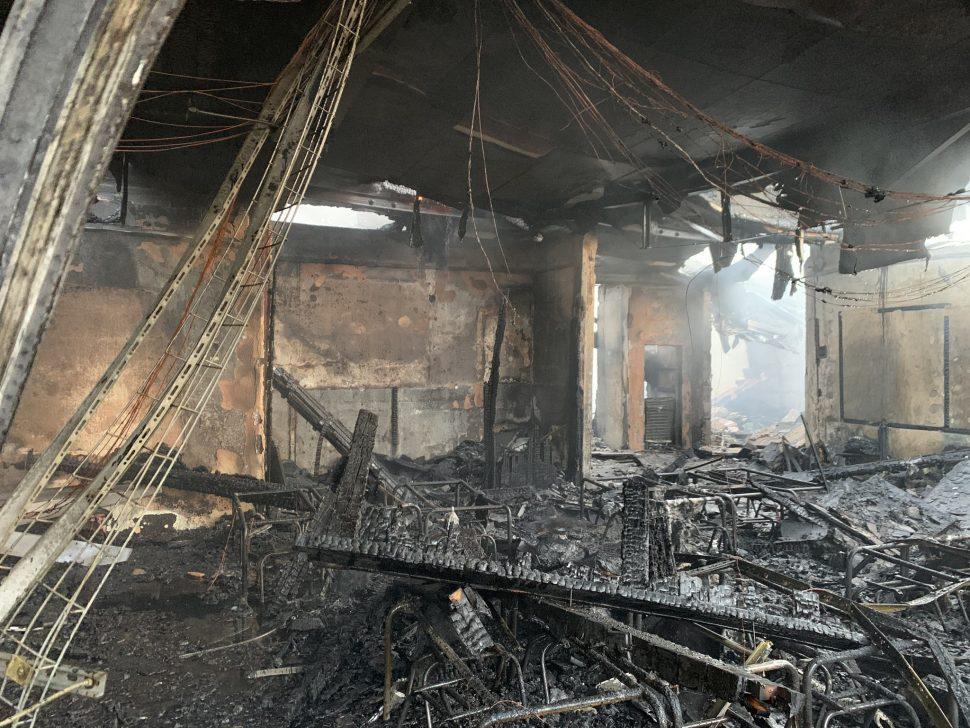 Renewed calls for mandatory sprinklers after schools destroyed