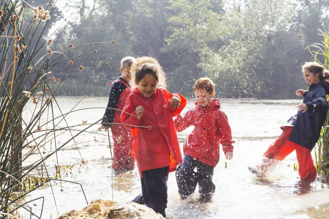 SPONSORED: Could you give the gift of outdoor play to primary pupils this Christmas?