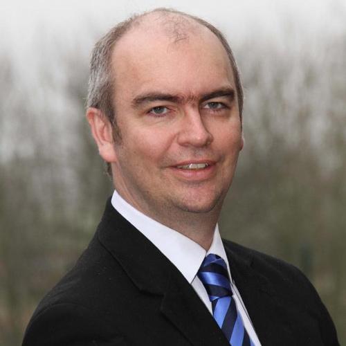 Calvin Kipling - virtual school head, Darlington