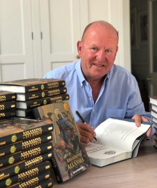 Livingstone book signing