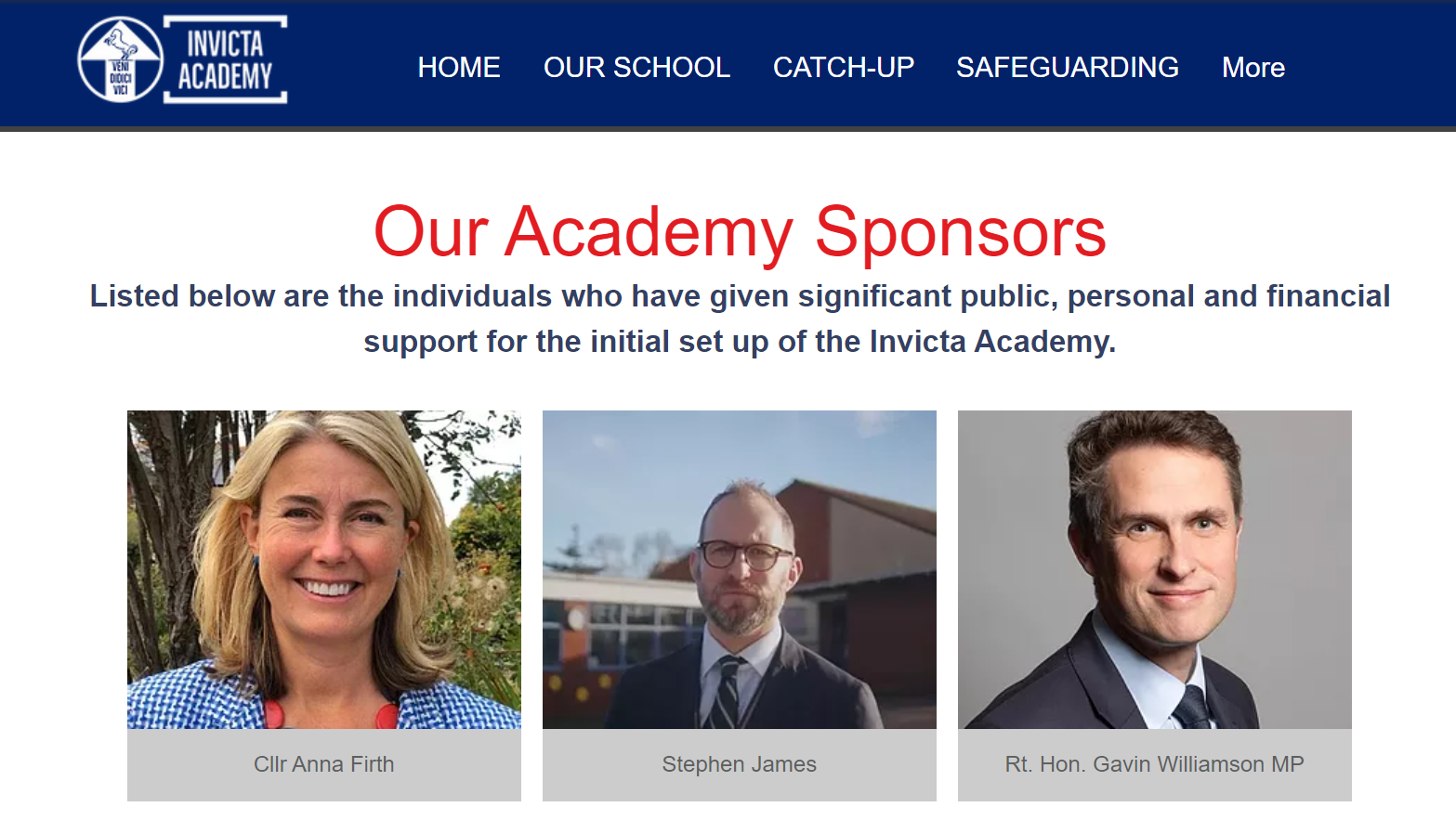 Invicta Academy