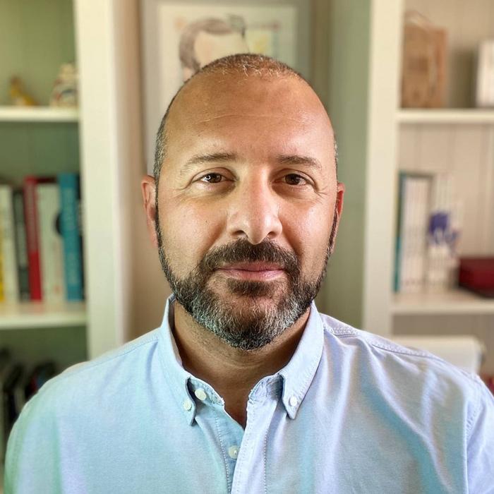 Profile: Richard Gerver, School Libraries Association president