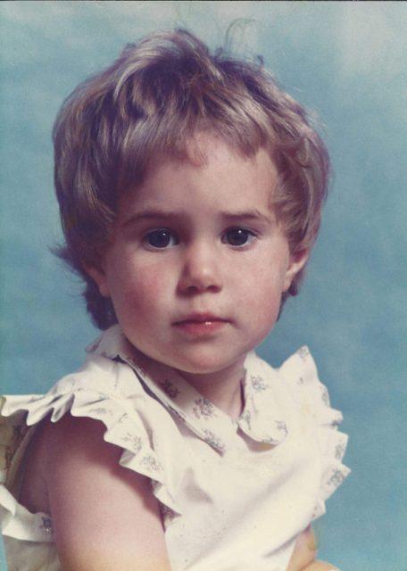 Harrison aged 5