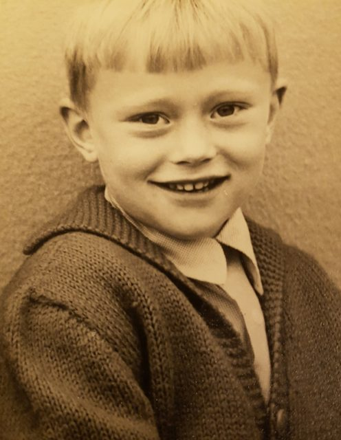 Hollins aged 6